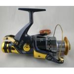 Безынерционная катушка SW50 с байтранером для карповой рыбалки